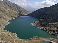 Озеро Анель (Прованс-Альпы-Лазурный берег, Приморские Альпы)