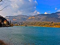 Озеро Эгебелет (Рона-Альпы, Савойя)