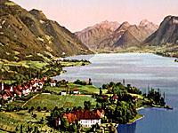 Озеро Аннеси (Рона-Альпы, Верхняя Савойя)