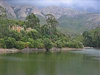 Озеро Аржантелла (Верхняя Корсика)