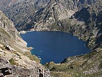 Озеро Арьу (Аквитания, Атлантические Пиренеи)
