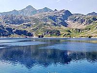 Озеро Артуст (Аквитания, Атлантические Пиренеи)