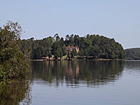 Пруд Орейан (Аквитания, Ланды)