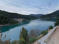 Водохранилище Бимон (Прованс-Альпы-Лазурный берег, Буш-дю-Рон)