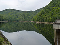 Водохранилище Шастан (Лимузен, Коррез)