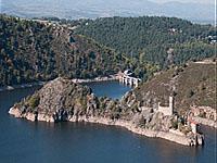 Водохранилище Гранжан (Овернь, Верхняя Луара)