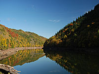 Водохранилище Отфаж (Лимузен, Коррез)