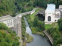 Водохранилище Мареж (Лимузен, Коррез)