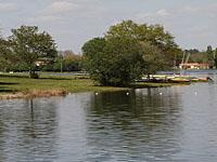 Водохранилище Рош-сюр-Йон