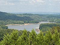 Озеро Треузун (Лимузен, Коррез)