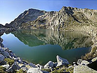 Озеро Бастани (Верхняя Корсика)
