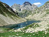 Озеро Батбуку (Аквитания, Атлантические Пиренеи)