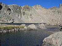 Озеро Бетаньела (Верхняя Корсика)