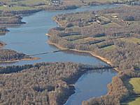 Озеро Бурдон (Бургундия, Йонна)
