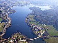 Озеро де Бюзе (Лотарингия, Вогезы)