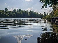 Озеро Брок (Нижняя Нормандия, Манш)