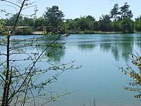 Озеро Кадёй (Пуату-Шаранта, Приморская Шаранта)