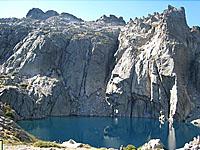 Озеро Капителло (Верхняя Корсика)