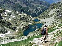 Озеро Карно (Аквитания, Атлантические Пиренеи)