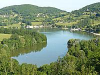 Озеро Кос (Лимузен, Коррез)