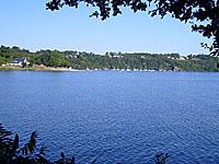 Озеро Шамбон (Лимузен, Крёз)