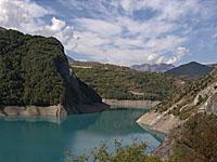 Озеро Шамбон (Рона-Альпы, �зер)