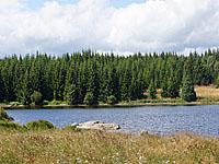 Озеро Шарпаль (Лангедок-Руссильон, Лозер)