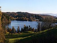 Озеро Шове (Овернь, Пюи-де-Дом)