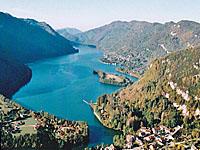 Озеро Куазеле (Франш-Конте, Юра)
