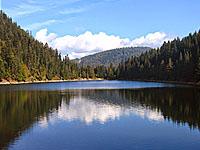 Озеро Корбо (Лотарингия, Вогезы)
