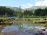 Озеро Крено (Южная Корсика)