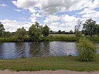 Озеро До Аман (Верхняя Нормандия, Эр)