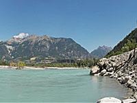 Озеро Дюранс (Прованс-Альпы-Лазурный берег, Верхние Альпы)