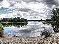Озеро О Блё (Рона-Альпы, Эн - Рона)