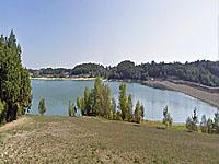 Озеро Эскуру (Аквитания, Ло-э-Гарона  -  Дордонь)
