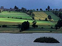 Пруд Канташ (Бретань, �ль-е-Вилен)