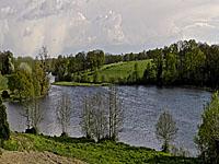 Пруд Марсие-Робер (Бретань, �ль-е-Вилен)