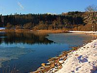 Озеро Этиваль (Франш-Конте, Юра)