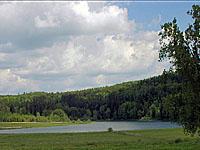 Озеро Фьоже (Франш-Конте, Юра)