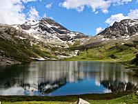 Озеро Диструа (Прованс-Альпы-Лазурный берег, Верхние Альпы)