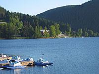 Озеро Жерарме (Лотарингия, Вогезы)