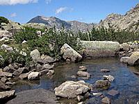 Озеро Горьа (Верхняя Корсика)
