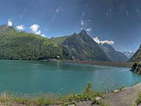 Озеро Гран Мэзон (Рона-Альпы, �зер)