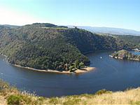Озеро Гранжан (Рона-Альпы, Луара)