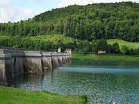 Озеро Гросбуа (Бургундия, Коте-д'Ор)
