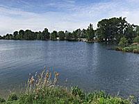 Озеро Лак (Аквитания, Жиронда)