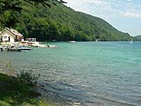 Озеро Лаффре (Рона-Альпы, �зер)