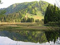 Озеро Лиспаш (Лотарингия, Вогезы)