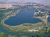 Озеро Луазир (�ль-де-Франс, Сена-е-Марна)