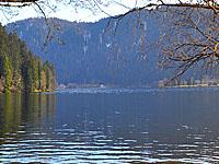 Озеро Лонжме (Лотарингия, Вогезы)